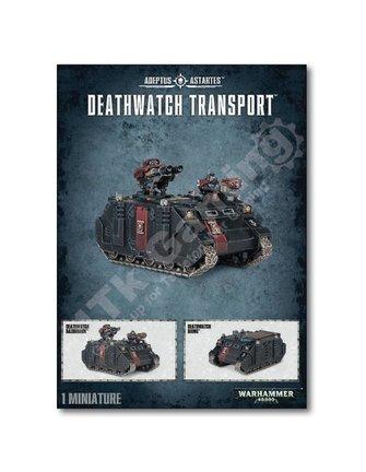 Games Workshop *Deathwatch Transport