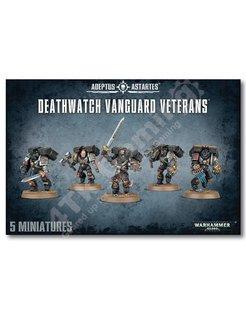 *Deathwatch Vanguard Veterans