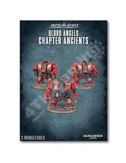 * Blood Angels Chapter Ancients