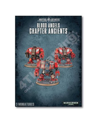 Games Workshop * Blood Angels Chapter Ancients