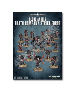 * Blood Angels Death Company Strike Force