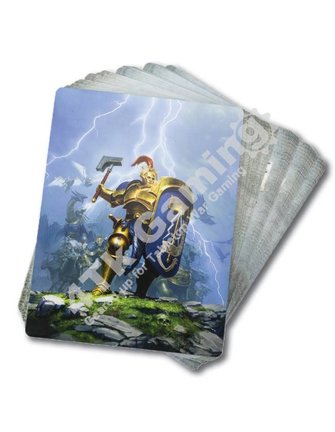 Age Of Sigmar Warscroll Cards: Stormcast Eternals Eng