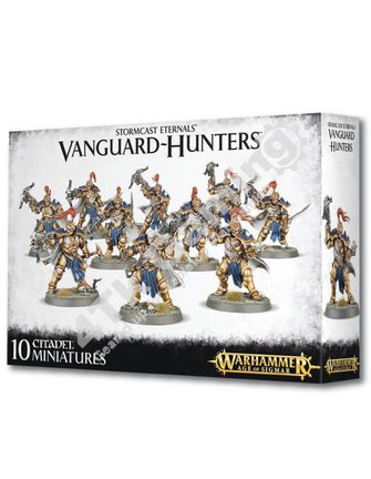 Age Of Sigmar Stormcast Eternals Vanguard-Hunters