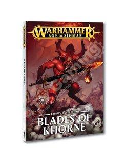 Battletome: Blades Of Khorne (Hb)