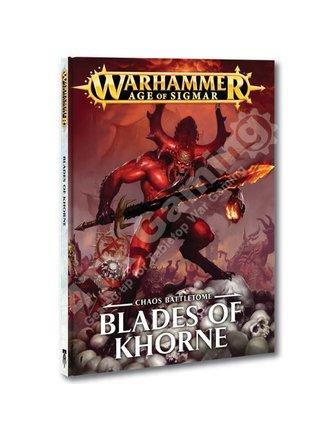 Games Workshop Battletome: Blades Of Khorne (Hb)