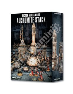 # Sector Mechanicus: Alchomite Stack
