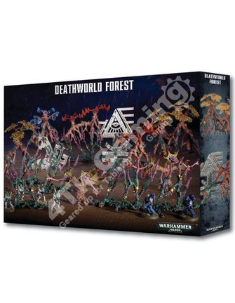 Games Workshop Deathworld Forest
