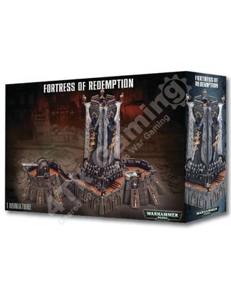 Games Workshop Fortress Of Redemption