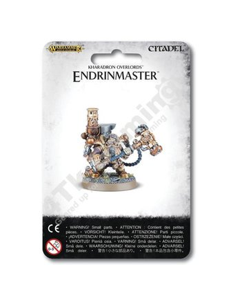 Games Workshop Kharadron Overlords Endrinmaster