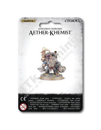 Age Of Sigmar Kharadron Overlords Aether-Khemist