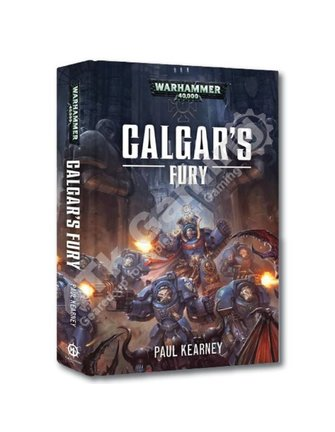 Games Workshop Calgar'S Fury (A5 Hb)