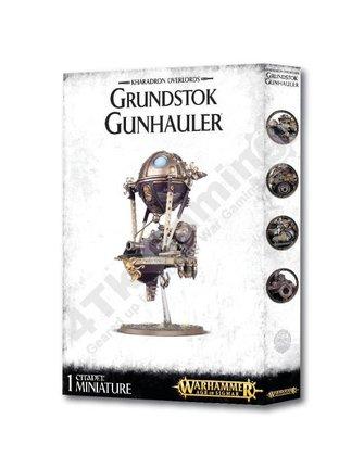 Age Of Sigmar Kharadron Overlords Grundstok Gunhauler