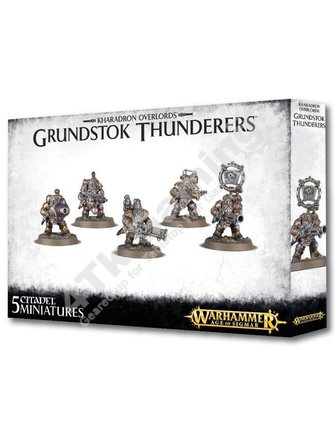 Age Of Sigmar Kharadron Overlords Grundstok Thunderers