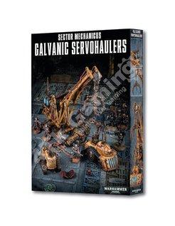 Sector Mechanicus: Galvanic Servo-hauler