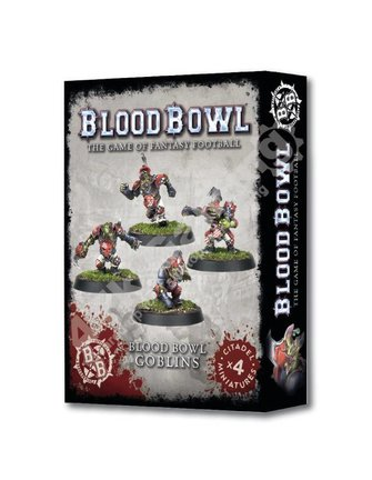Games Workshop Blood Bowl: Goblins