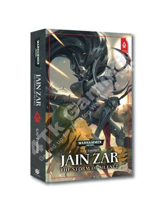 Games Workshop Jain Zar: The Storm Of Silence (Hb)