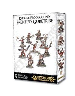 Khorne Bloodbound Frenzied Goretribe