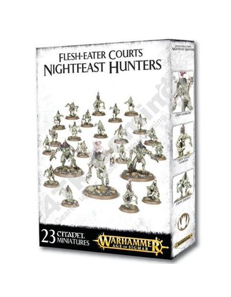 Age Of Sigmar Flesh-Eater Courts Nightfeast Hunters