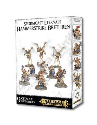 Age Of Sigmar Stormcast Eternals Hammerstrike Brethren