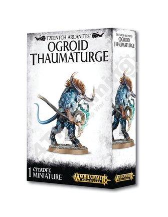 Age Of Sigmar Tzeentch Arcanites Ogroid Thaumaturge