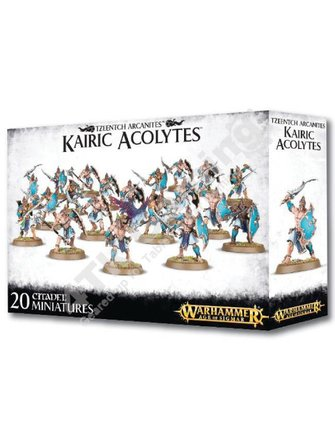 Age Of Sigmar Tzeentch Arcanites Kairic Acolytes