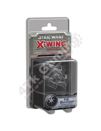 Fantasy Flight Games Tie Defender Expansion Pack: X-Wing Mini Game