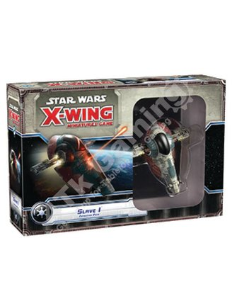 Fantasy Flight Games Slave 1 Expansion Pack: X-Wing Mini Game