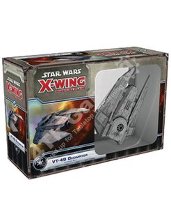 VT-49 Decimator Expansion Pack: X-Wing Mini Game