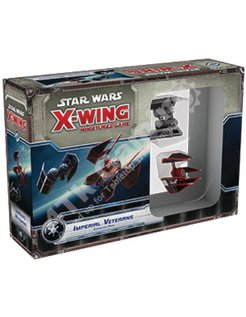 Imperial Veterans Expansion Pack: X-Wing Mini Game