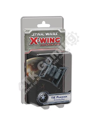 Fantasy Flight Games TIE Punisher Expansion Pack: X-Wing Mini Game