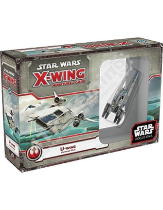 Fantasy Flight Games U-Wing Expansion Pack: X-Wing Mini Game