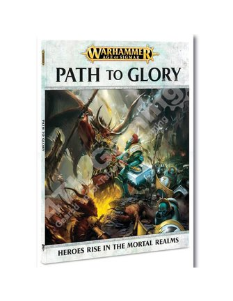 Games Workshop Age Of Sigmar: Path To Glory