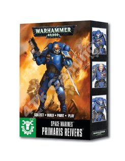 Easy To Build S/Marines Primaris Reivers