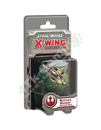 Fantasy Flight Games Auzituck Gunship Expansion Pack: X-Wing Mini Game