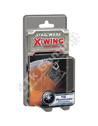 Fantasy Flight Games TIE Aggressor Expansion Pack: X-Wing Mini Game