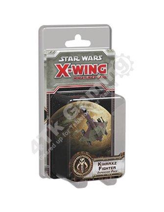 Fantasy Flight Games Kihraxz Expansion Pack: X-Wing Mini Game