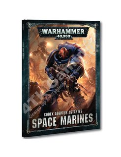 Codex: Space Marines (Hb)