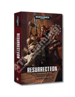 Resurrection: The Horusian Wars (Hb)