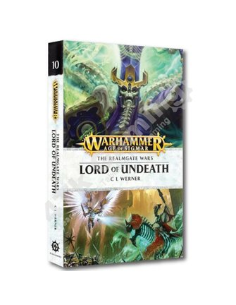 Age Of Sigmar Realmgate Wars 10: Lord Of Undeath (Pb)