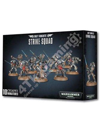 Games Workshop Grey Knights Strike Squad