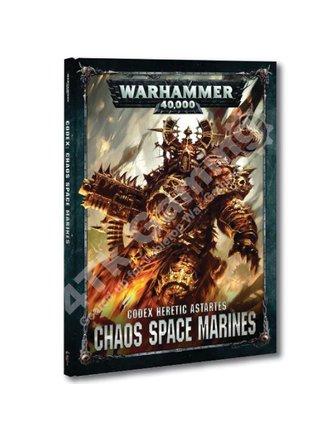 Games Workshop Codex: Chaos Space Marines (Hb)