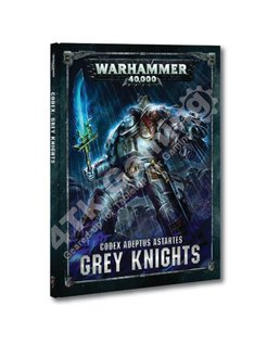 Codex: Grey Knights (Hb)