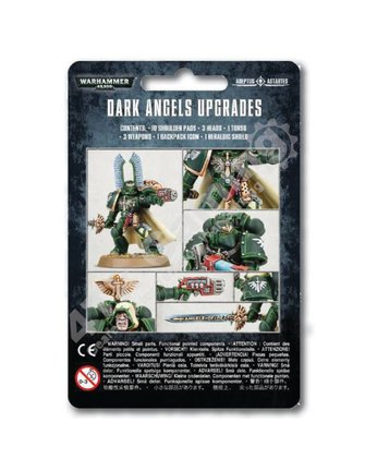 Games Workshop Dark Angels Upgrades