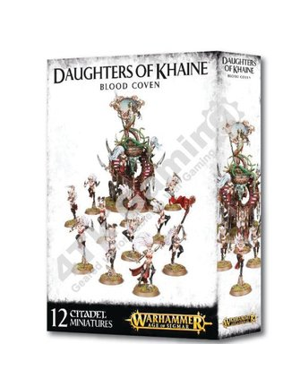 Age Of Sigmar Daughters Of Khaine Blood Coven