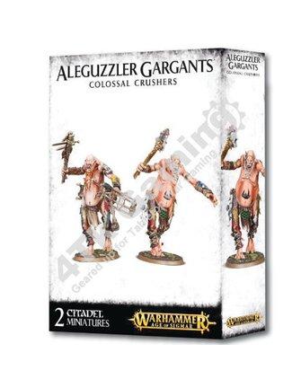 Age Of Sigmar Aleguzzler Gargants Colossal Crushers