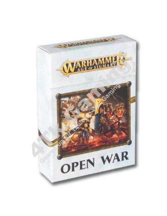 Age Of Sigmar Age Of Sigmar: Open War Cards
