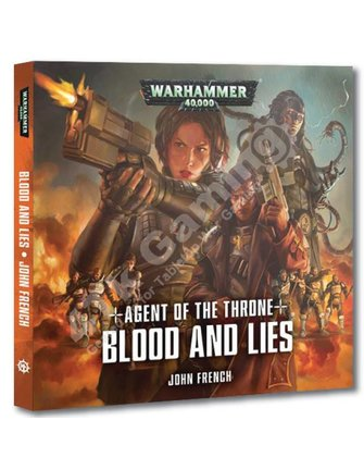 Games Workshop Agent/Throne: Blood And Lies (Audiobook)