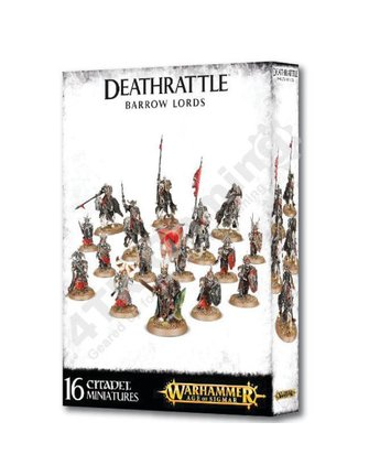 Age Of Sigmar Deathrattle Barrow Lords