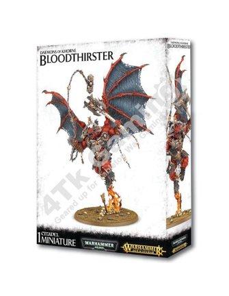 Games Workshop Daemons Of Khorne Bloodthirster