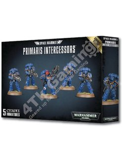 Space Marine Primaris Intercessors Combat Squad
